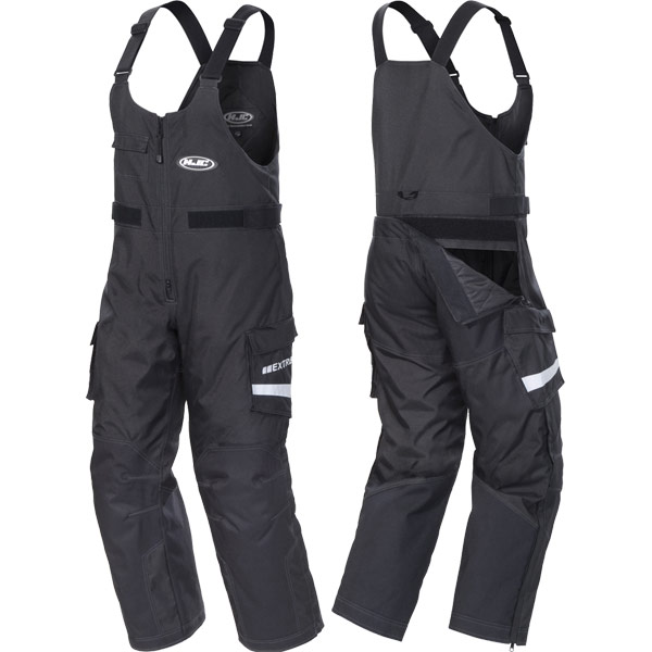HJC Extreme 2014 Womens Snowmobile Bibs Black