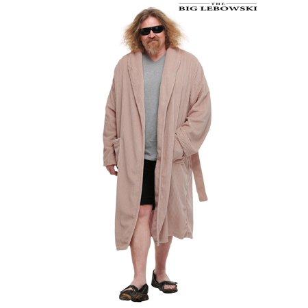 The Big Lebowski The Dude Bathrobe