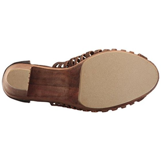 e4def15621e6 Sbicca - Womens Yani Huarache Platform Laser Cut Heels - Walmart.com