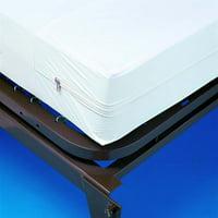 "Zippered mattress cover 80"" x 36"" x 6"", 4"" thickness part no. mc0195-1 (1/ea)"