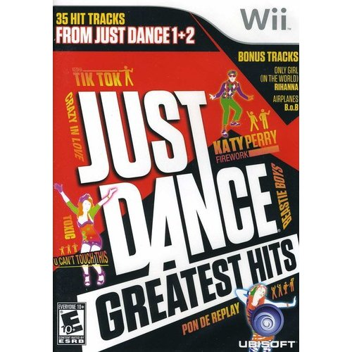 Just Dance Greatest Hits (Wii)