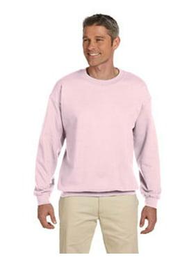 Jerzees Fleece SUPER SWEATS Crewneck Sweatshirt 4662MR