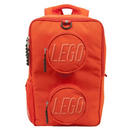 "LEGO Brick 16"" Kids' Backpack - Red"