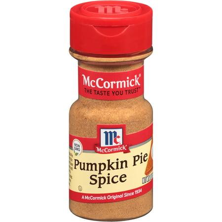 Summer Spice Roll - McCormick Pumpkin Pie Spice, 2 OZ