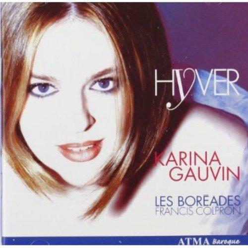 Corrette/De Boismortier - Hyver [CD]