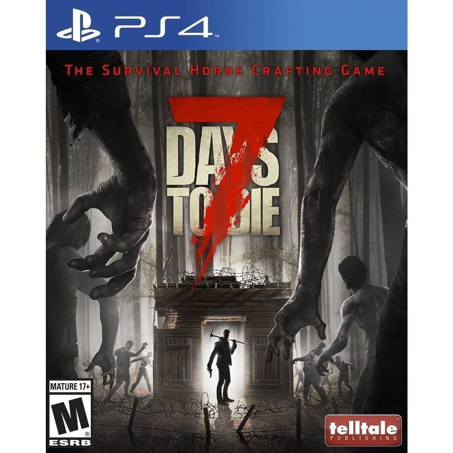 7 Days to Die (Playstation 4) by Capcom