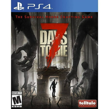 Telltale Games 7 Days to Die (PS4)