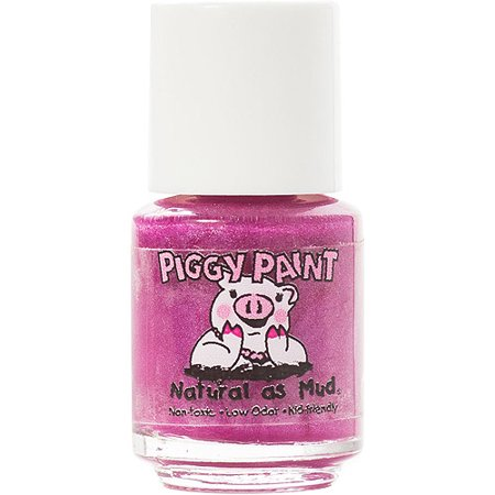 Piggy Paint Vernis à ongles, Girls Rule !, 0,25 fl oz