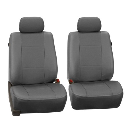 Fh Group Faux Leather Car Seat Covers