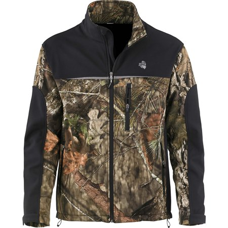 61e8ce563ff8d Legendary Whitetails - Legendary Whitetails Men s Hurricane Softshell Jacket  - Walmart.com