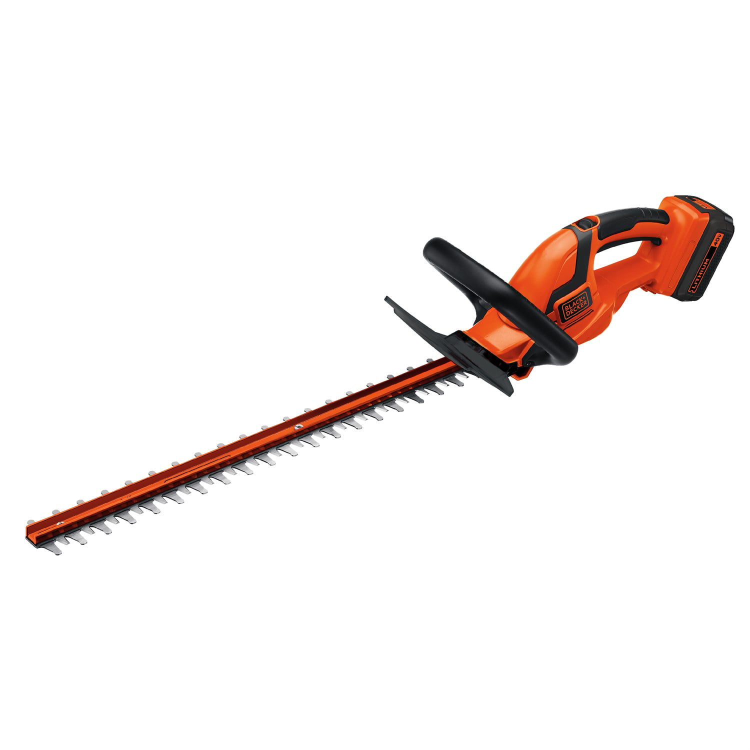 "Black & Decker LHT2436 40V MAX* Lithium-Ion 24"" Cordless Hedge Trimmer by Stanley Black & Decker"