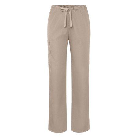 Sivvan Unisex Tapered Leg Drawstring Scrub Pants
