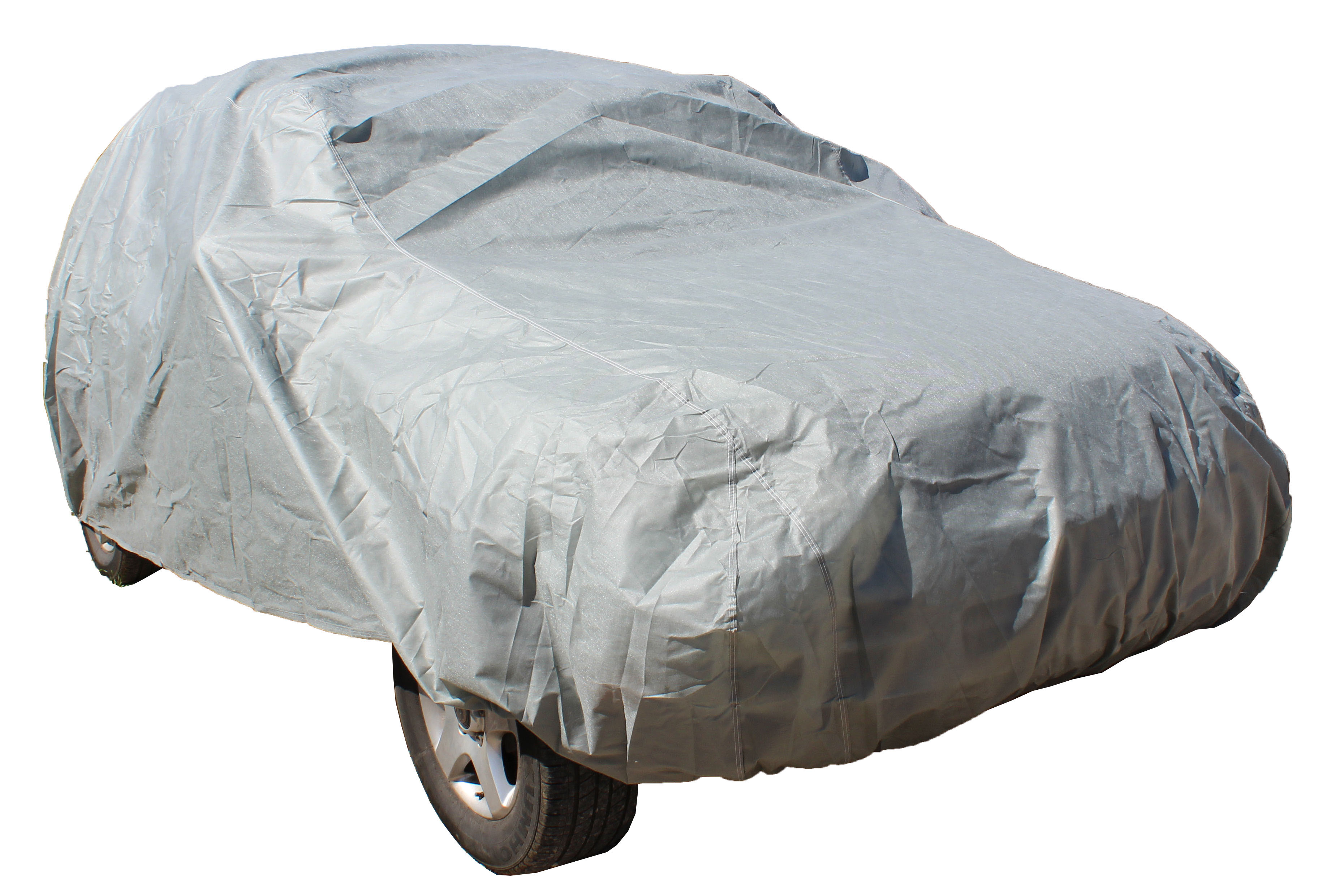 Honda Civic 6 layer Car Cover Fitted In Out door Water Proof Rain Snow Sun Dust