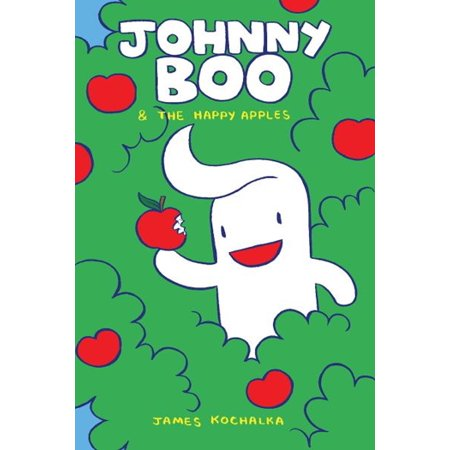 Johnny Boo Book 3: Happy Apples - eBook](Happy Halloween Apples)