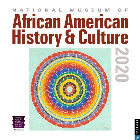The National Museum of African American History & Culture 2020 Wall