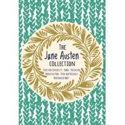 Arcturus Collector's Classics: The Jane Austen Collection : Deluxe 6-Volume Slipcase Edition (Series #1) (Hardcover)