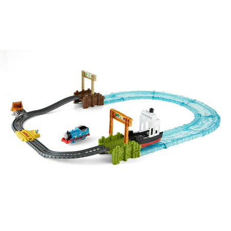 Thomas & Friends TrackMaster Motorized Boat & Sea Playset with