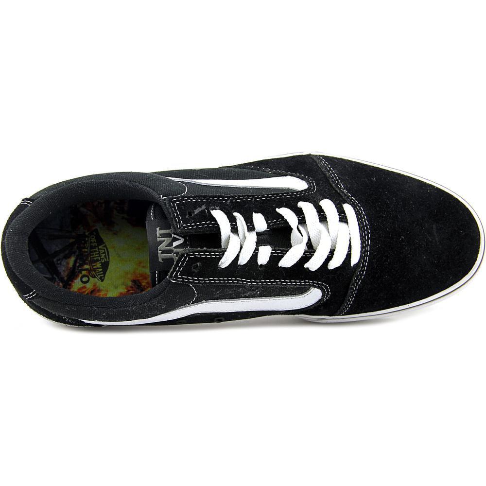 VANS - Vans TNT 5 Men Round Toe Leather Skate Shoe - Walmart.com 94d673908