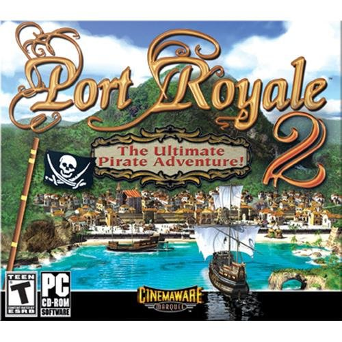 Cosmi Port Royale 2 - Ultimate Pirate Adv. [windows 98/me/2000/xp/vista]