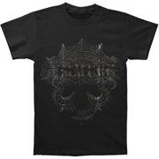 Emmure Men's  Black Crest T-shirt Black