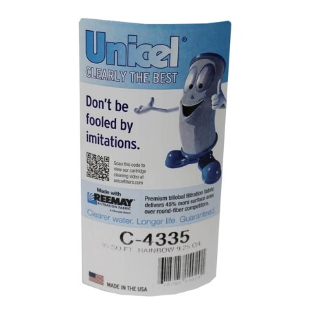 Unicel C-4335 35 sq foot Rainbow Replacement Swimming Pool Filter Cartridge - image 3 of 5