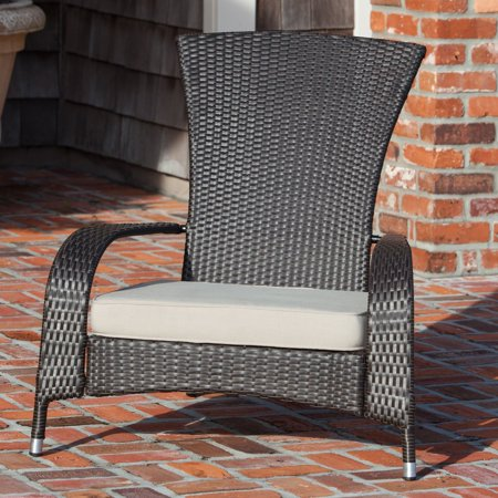 Patio Sense Coconino Wicker Chair Walmart Com