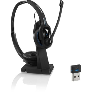 Sennheiser MB Pro2 UC Stereo Bluetooth Headset with Dongle 506045