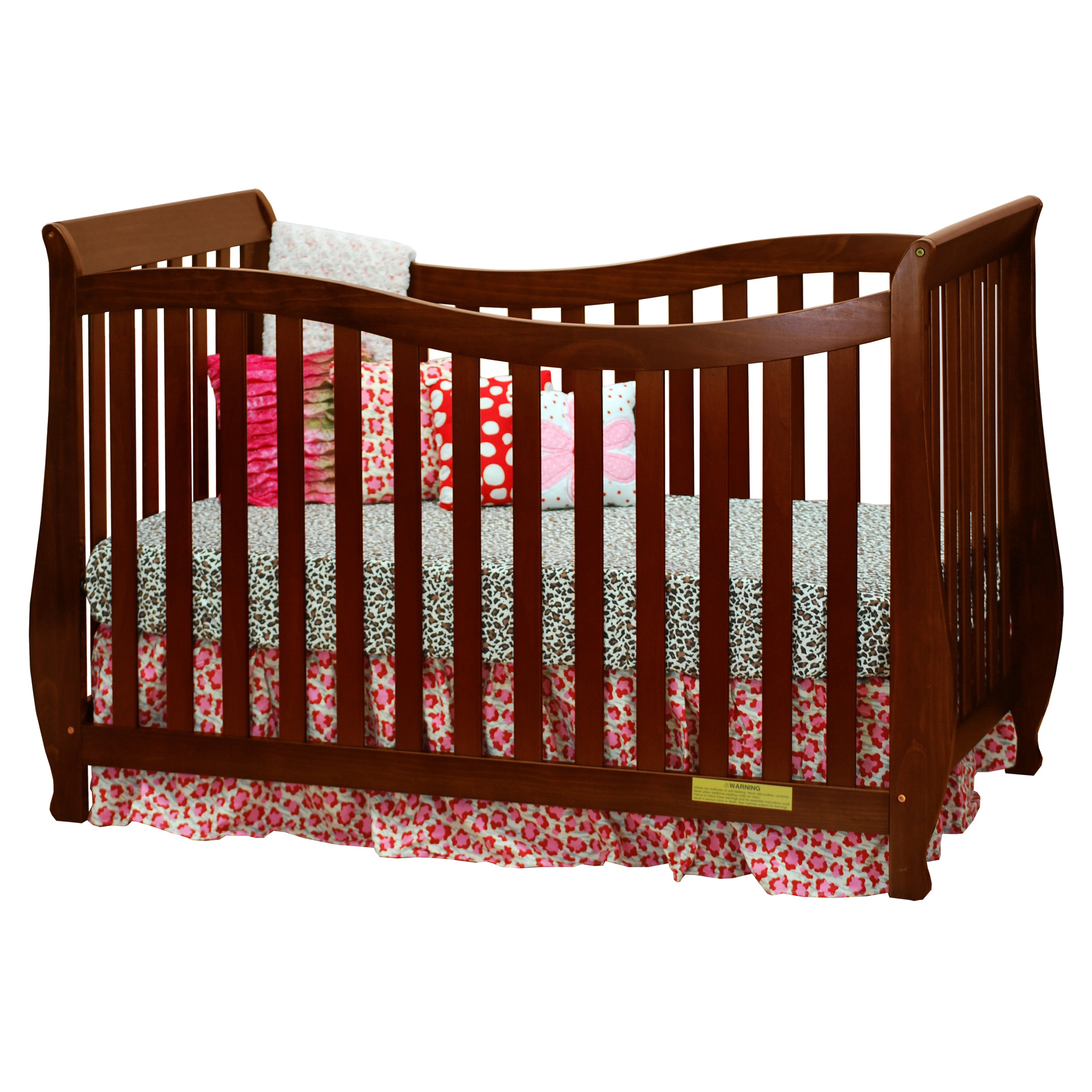 Athena Lorie 4-in-1 Convertible Crib