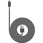 Kanex 4' Lightning Charge and Sync Cable, Black
