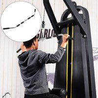 Naccgty Gym Fitness Equipment Attachments Row Bar Revolving Handle Pull Down 48 ,gym attachments, gym bar