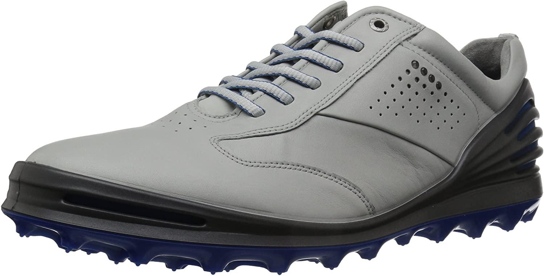 Ecco Men S Cage Pro Golf Shoe Concrete Bermuda Blue 40 M Eu 6 6 5 D M Us Walmart Canada