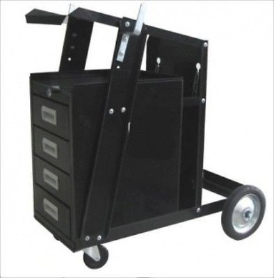 Click here to buy Mobile Arc Welder Tank Cart & Tool Box.