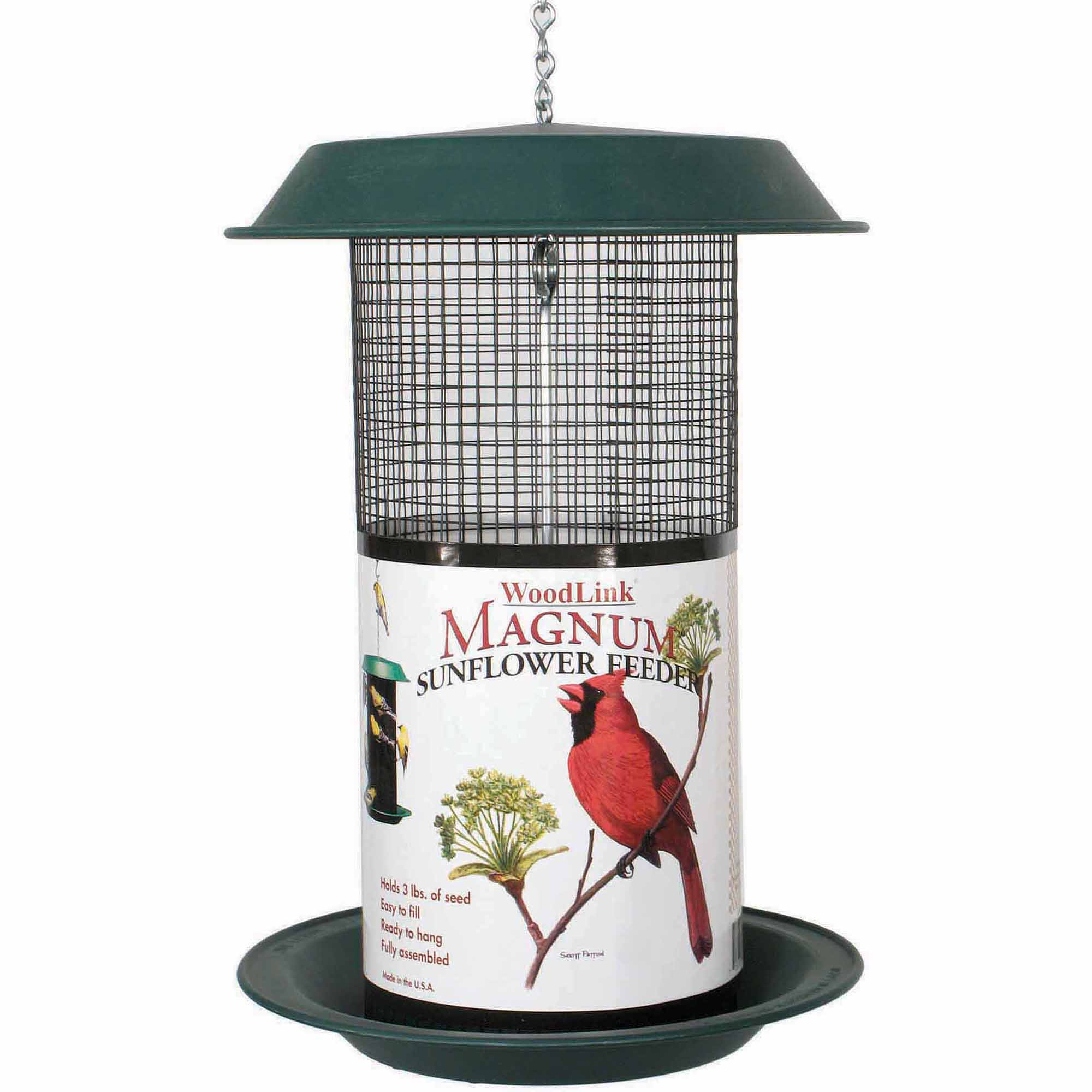 National Audubon Sunflower Bird Feeder