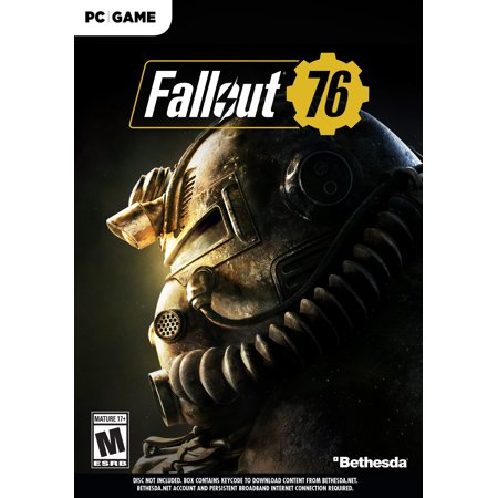 Fallout 76, Bethesda Softworks, PC