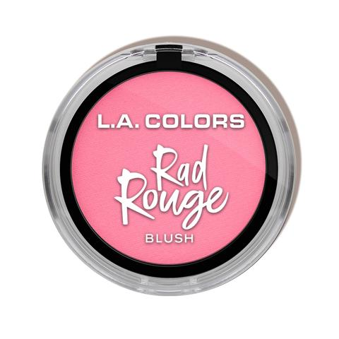 L.A. COLORS Rad Rouge Blush - Valley Girl