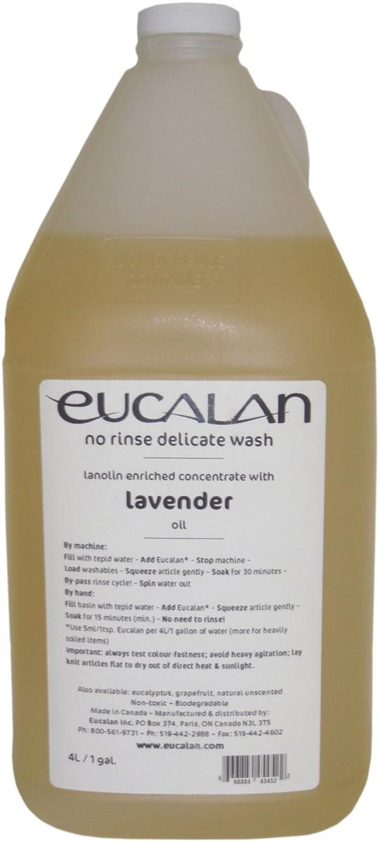 New Fine Fabric Wash 16.9 Ounce Eucalyptus Eucalan