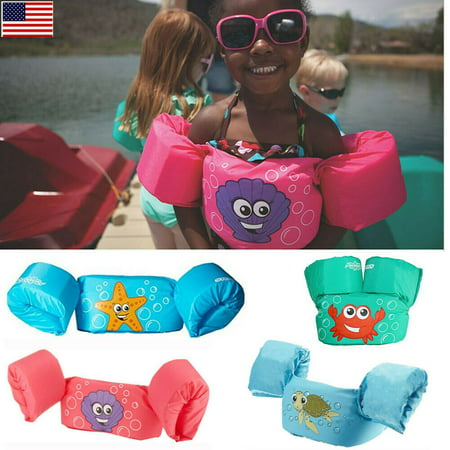 Travel Buoyancy Compensator - The Noble Collection Baby Swim Toddler Float Swimming Ring Pool Infant Kid Life Jacket Buoyancy Vest