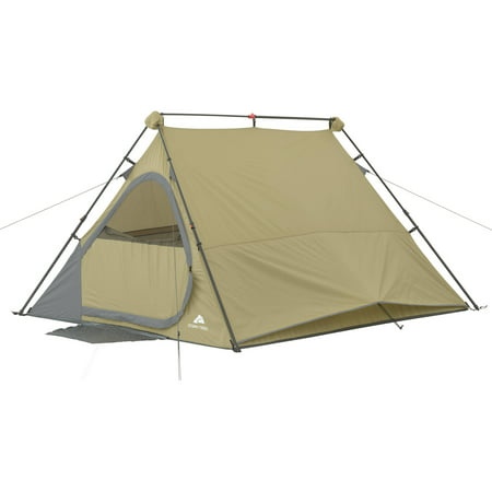 Ozark Trail 8' x 7' A Frame Instant Tent, Sleeps (Best A Frame Tent)