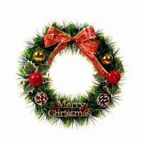 Christmas Wreaths Walmartcom