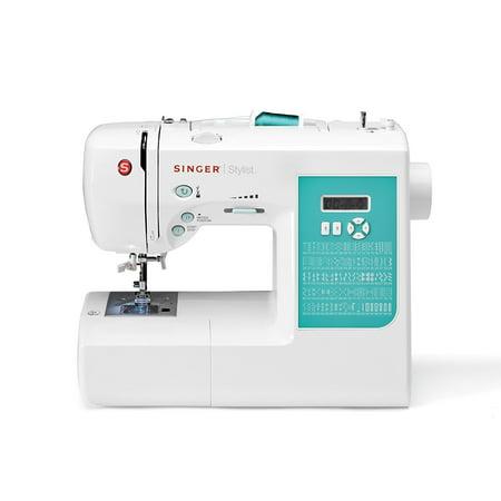 Singer 7258 Stylist Computerized 100-stitch Sewing