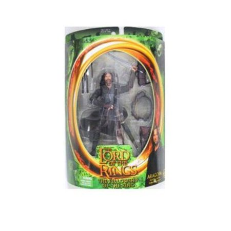 Aragorn Action Figure from Lord of the Rings by Toybiz 7