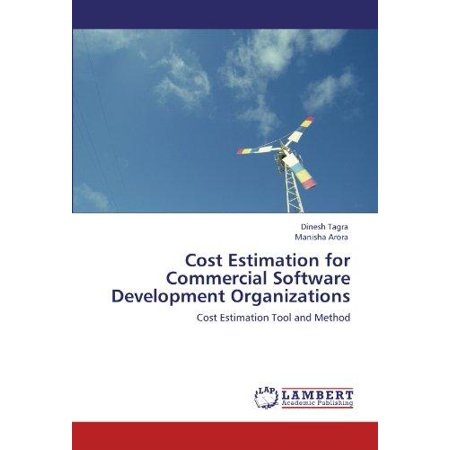 Cost Estimation For Commercial Software Development Organizations