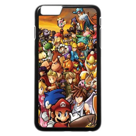 Smash Brothers iphone case