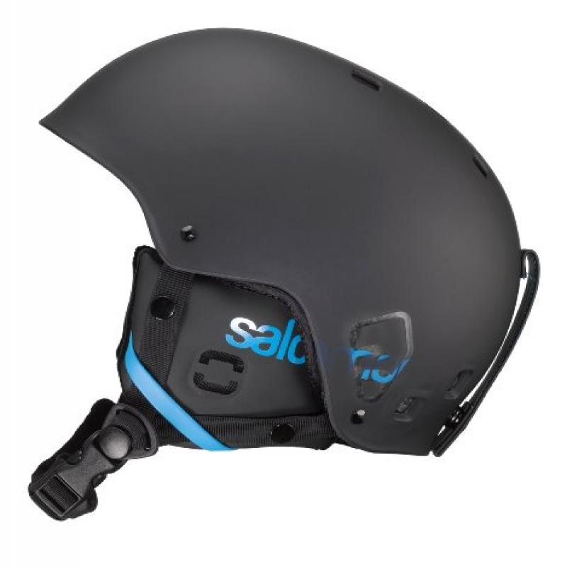 Salomon Brigade Ski Helmet (Black Matt, X-Small)