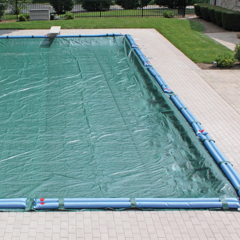 Harris 35'x60' Winter Cover for 30'x55' Inground Rectangular Pool