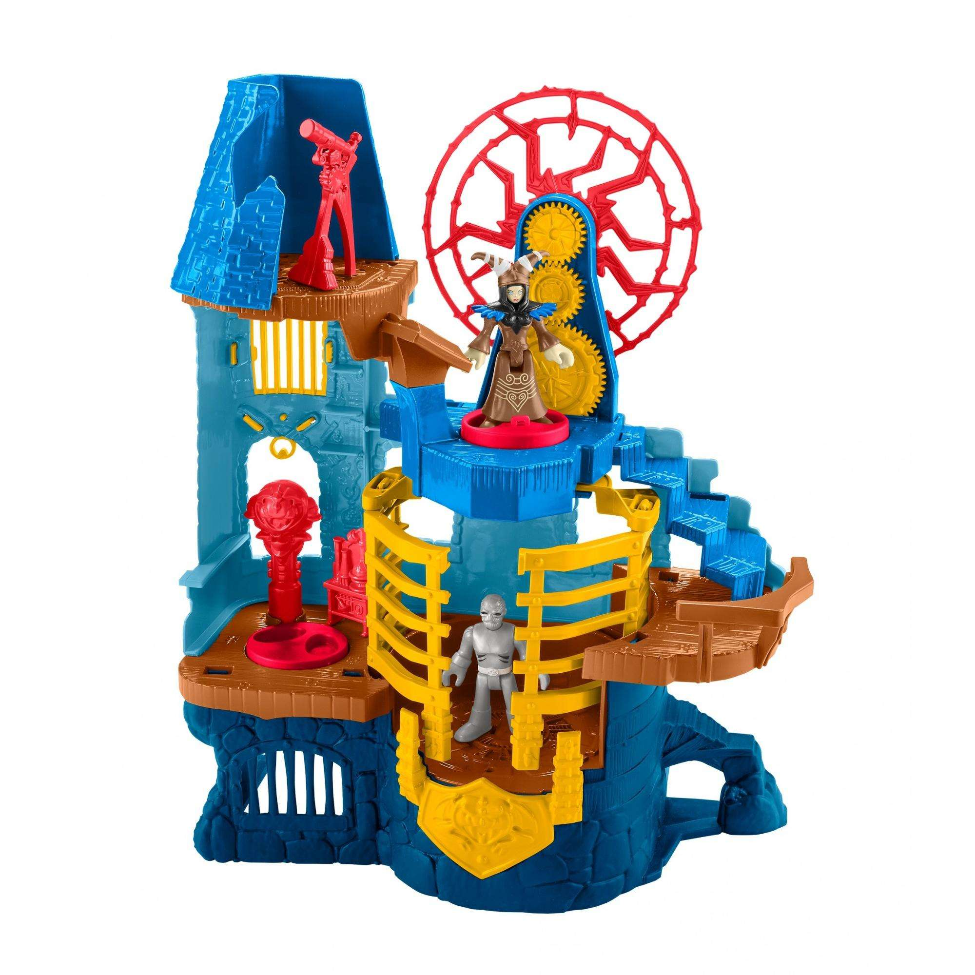 IMaginext Power Rangers Rita Repulsa & Moon Base by FISHER-PRICE BRANDS A DIVISION OF MATTEL DIRECT IMPORT INC
