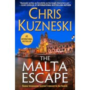 The Malta Escape - eBook