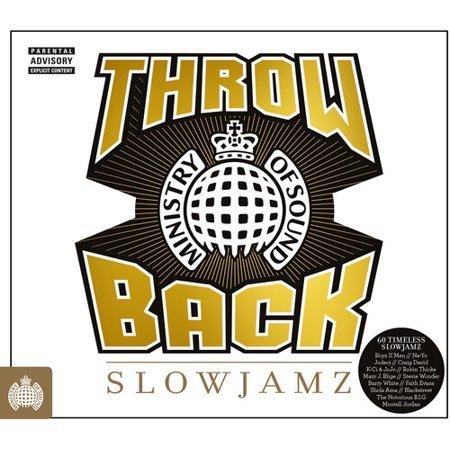 Ministry Of Sound: Throwback Slowjamz / Various](Ministry Halloween Live)