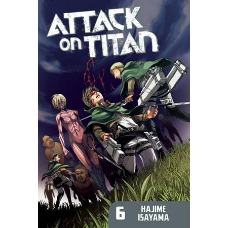 Attack on Titan 6 - Cosplay Attack On Titan
