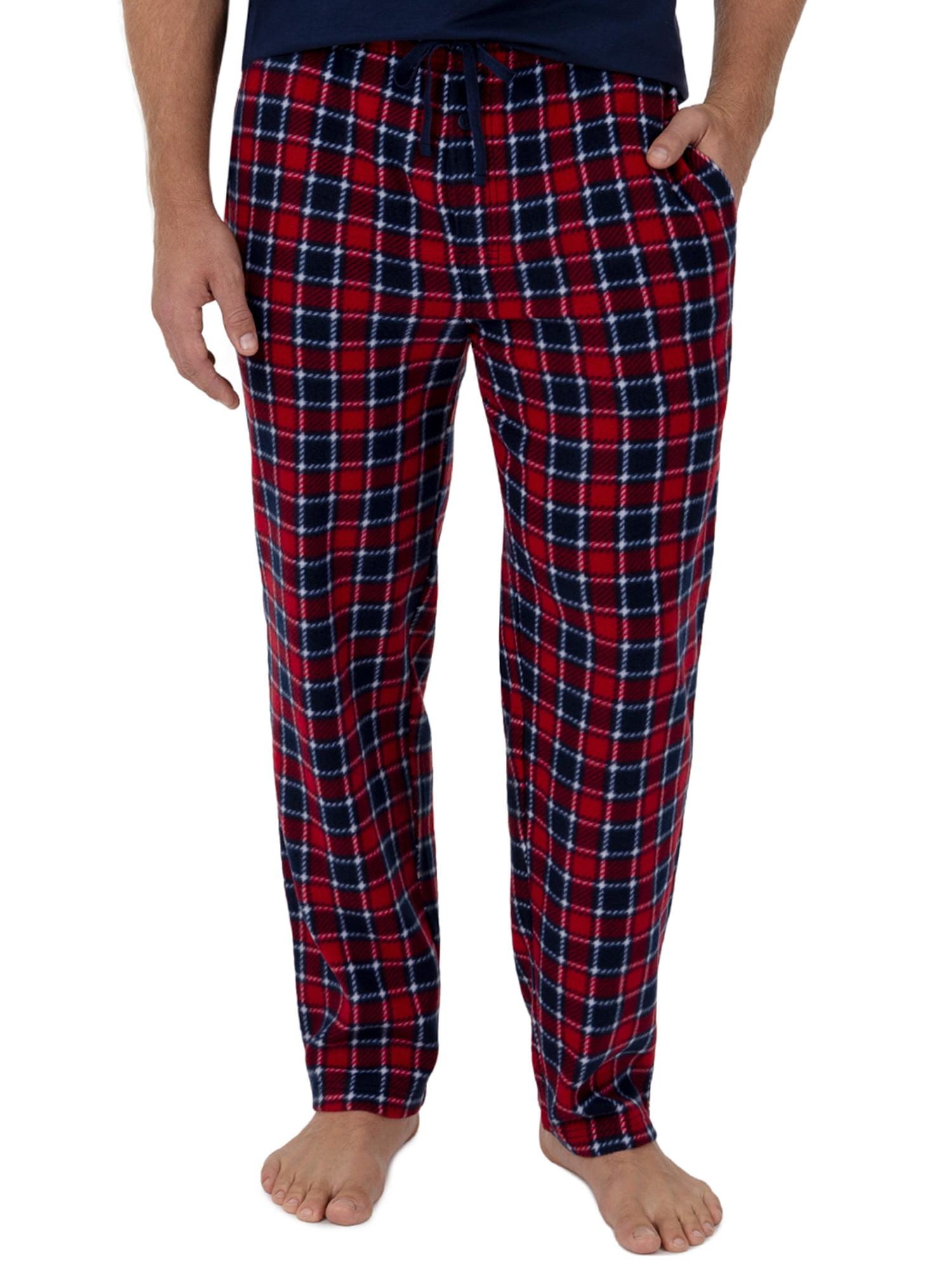 Fruit of the Loom Men's Fleece Pajama Pant